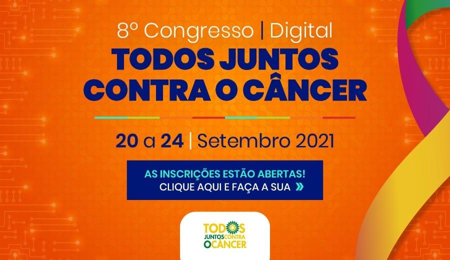 Congresso Todos Juntos Contra o Câncer